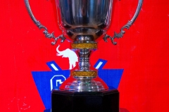 REV RUNNR Best Defenseman Trophy