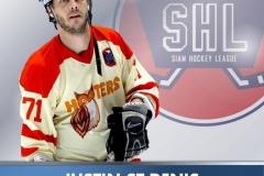 Justin St-Denis Captain