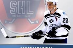 Mike Wilson Captain