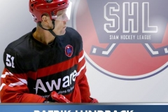 Patrik Lundback Captain