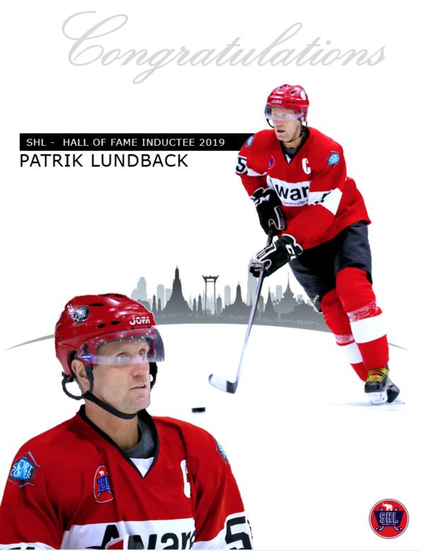 Patrik Lundback